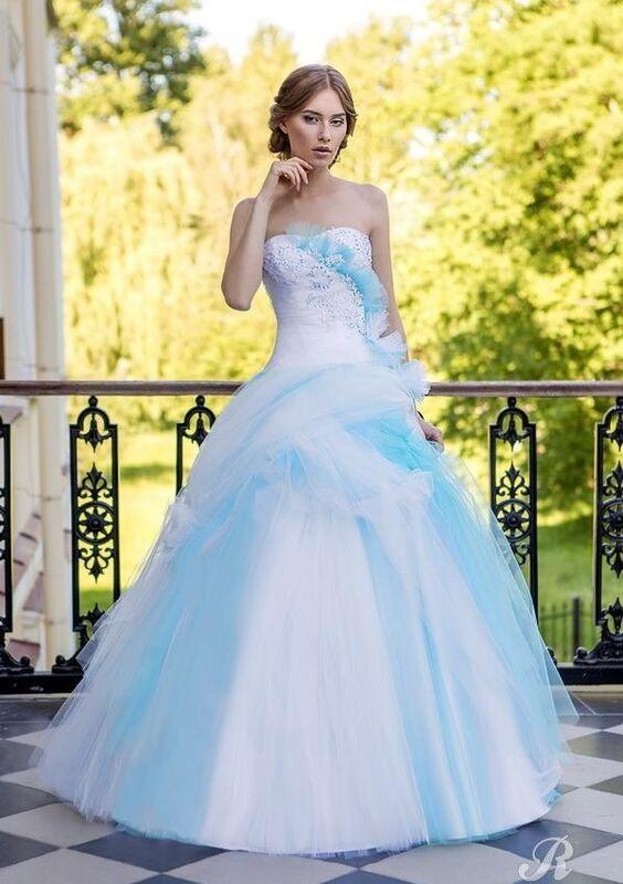 Свадебный салон Robe Blanche Платье свадебное Roberta - фото 1