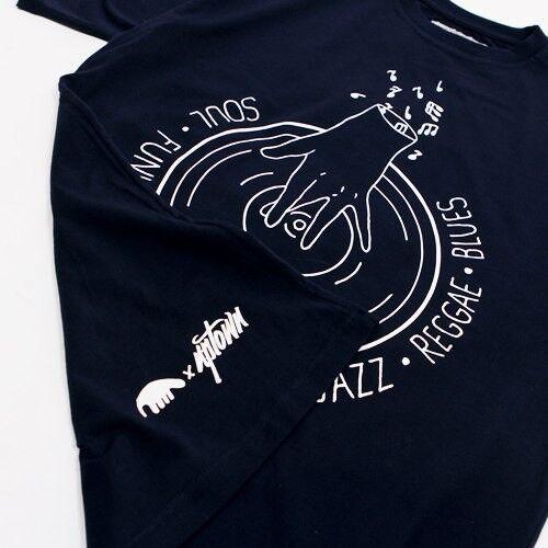 Кофта, рубашка, футболка мужская Anteater Футболка Uptown - фото 2