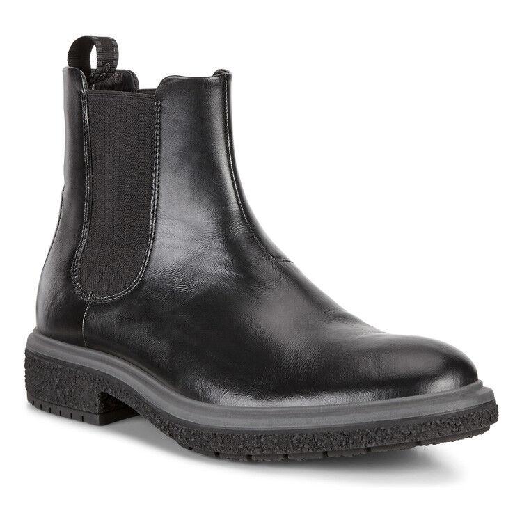 Обувь мужская ECCO Полусапоги CREPETRAY HYBRID M 200834/01001 - фото 1