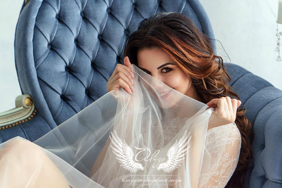 Свадебный аксессуар ALIZA Пеньюар Vega - фото 3