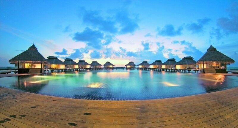 Туристическое агентство Jimmi Travel Отдых на Мальдивах, Chaaya Island Dhonveli 4* - фото 2