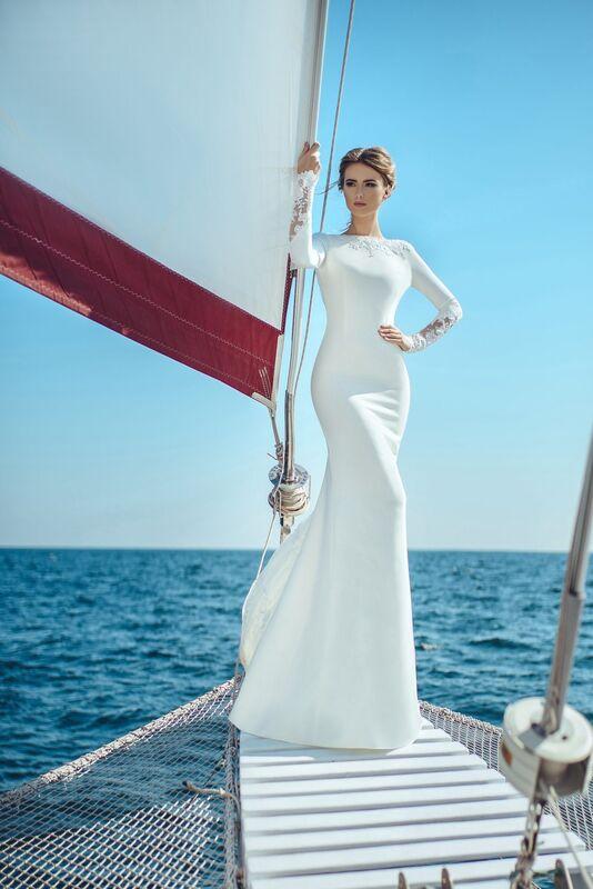 Свадебное платье напрокат Nicole Платье свадебное Megan - фото 1