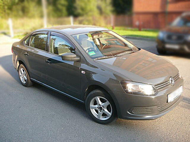 Прокат авто Volkswagen Polo 2012 год - фото 2