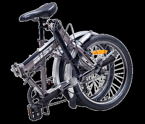 Велосипед AIST Велосипед Compact 1.0 - фото 2