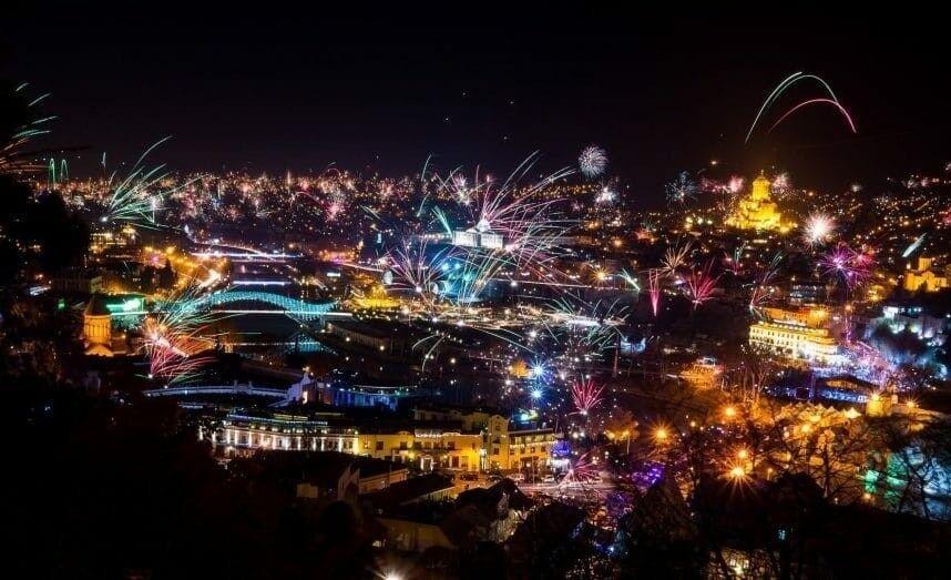 Туристическое агентство VIP TOURS Рождественский авиа тур в Грузию - фото 1