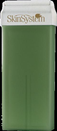 Уход за телом SkinSystem Воск для депиляции «Зеленое яблоко» Wax Ester Titanium Green Apple, 100 мл - фото 1