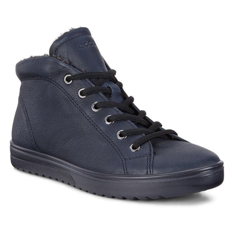 Обувь женская ECCO Кеды высокие FARA 235343/01303 - фото 1
