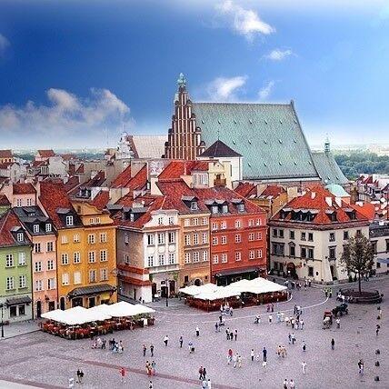 Туристическое агентство Дортур Экскурсионный тур «Варшава – Краков – Будапешт – Вена – Ченстахова» - фото 2