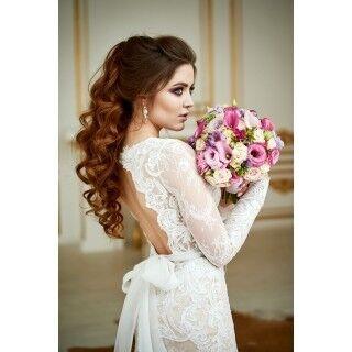 Свадебное платье напрокат Berkana Платье свадебное Renaissance - фото 5