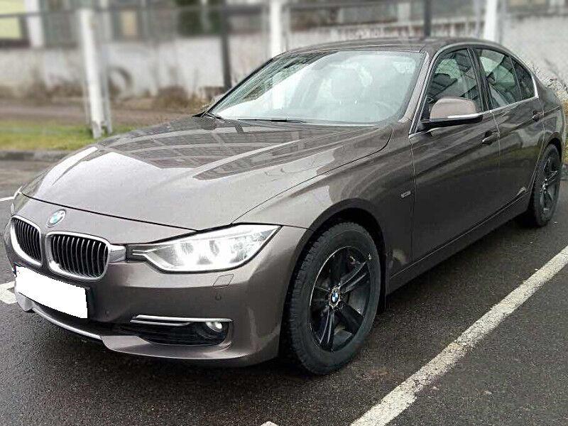 Прокат авто BMW 320 F30 - фото 1