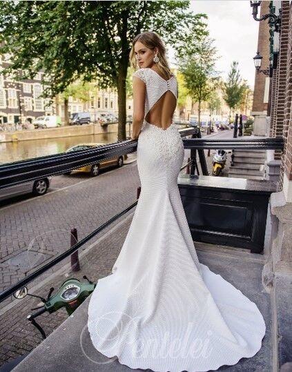 Свадебное платье напрокат Lavender Свадебное платье Adriana - фото 1