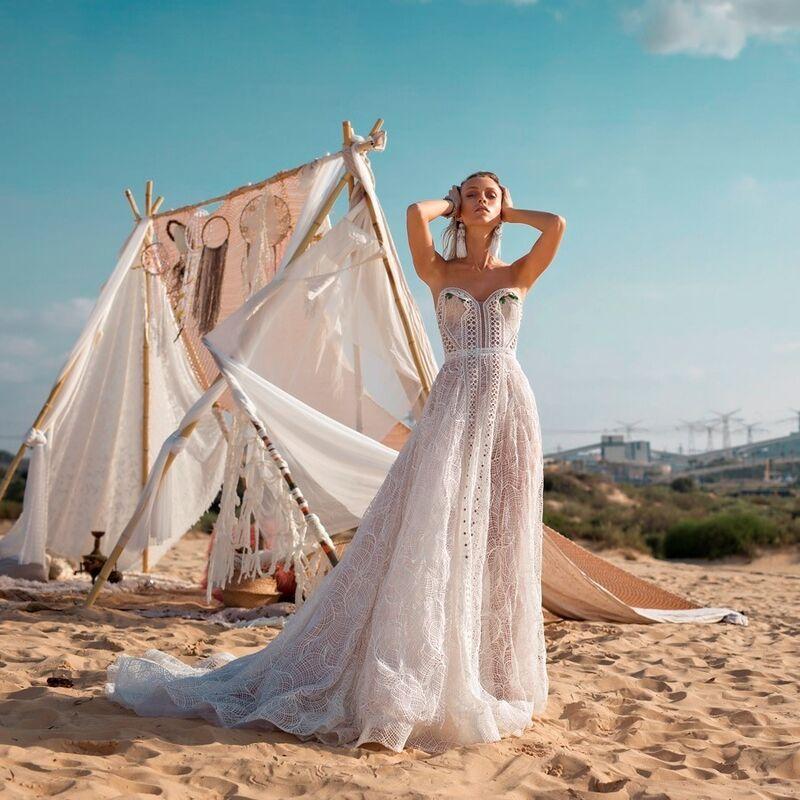 Свадебное платье напрокат Rara Avis Свадебное платье Wild Soul Klays - фото 1