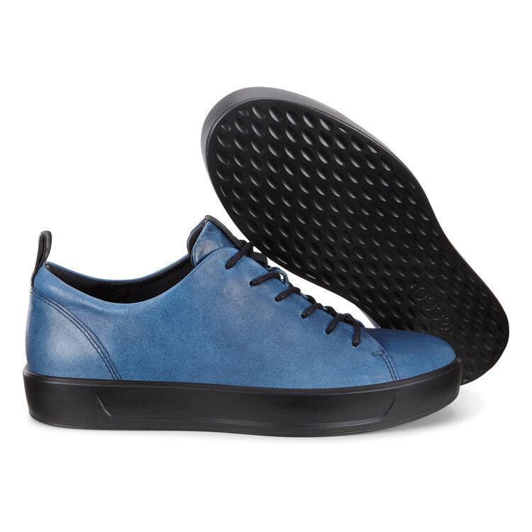 Обувь мужская ECCO Кеды мужские SOFT 8 440824/51184 - фото 8