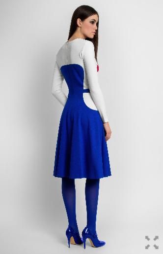 Платье женское Pintel™ Платье Skay - фото 3
