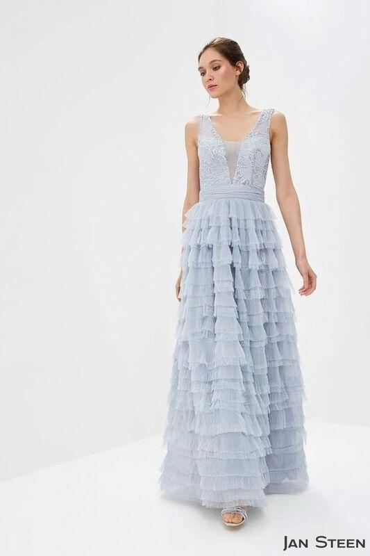 088bf5ab942 Купить Вечернее платье DY-56 Jan Steen в Минске – цены продавцов