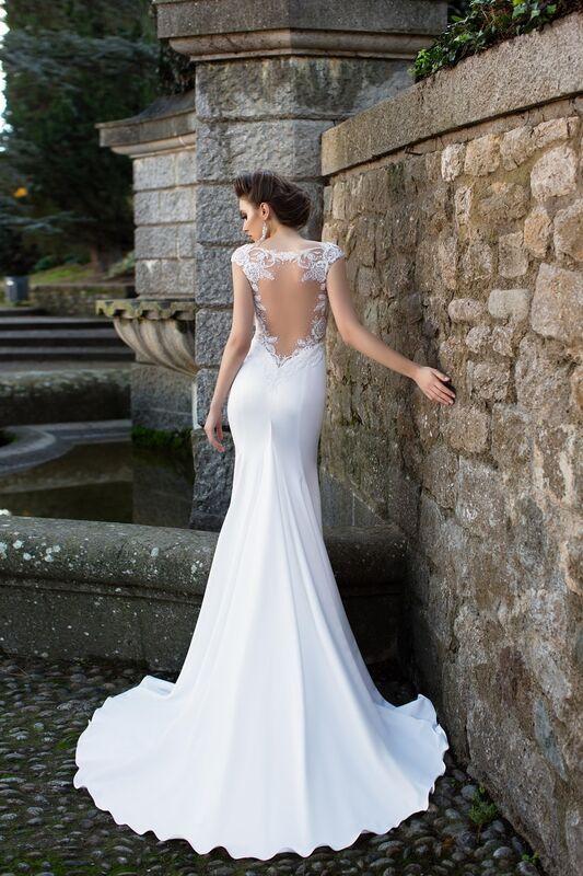 Свадебный салон Bonjour Galerie Свадебное платье «Katalea» из коллекции LA SENSUALITE - фото 4