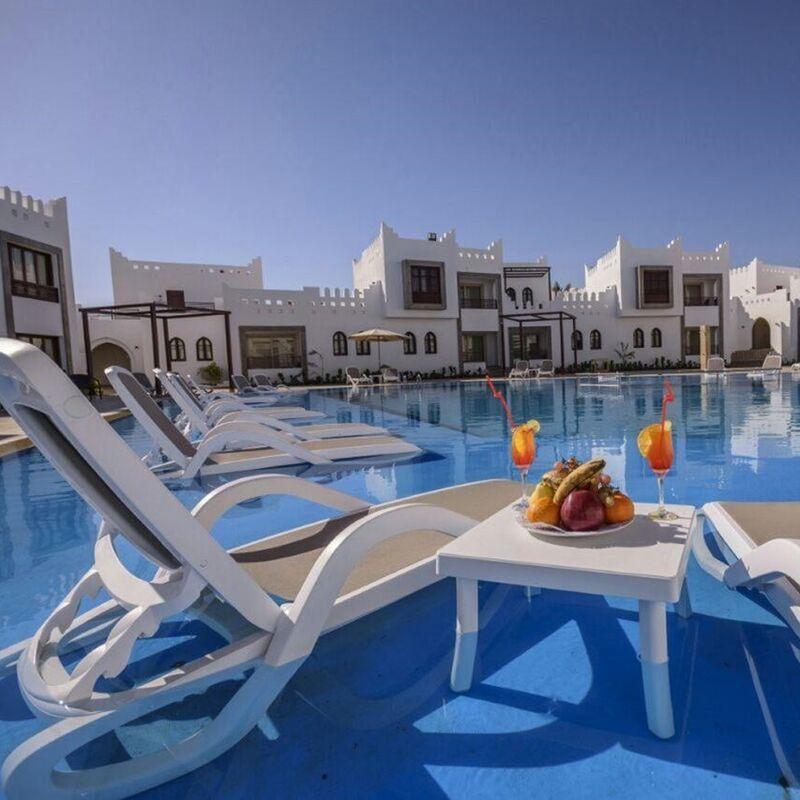 Туристическое агентство Новая Планета Пляжный авиатур в Египет, Шарм-эль-Шейх, Mazar Resort & Spa 3* - фото 1