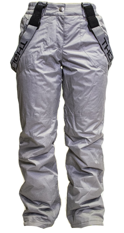 Спортивная одежда Free Flight Мембранные штаны F-1120 серые - фото 1