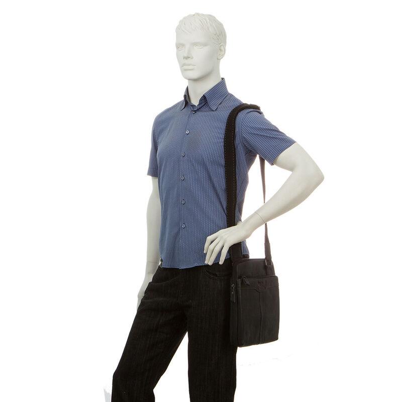 Магазин сумок Poshete Сумка мужская 196-0004-15 - фото 2