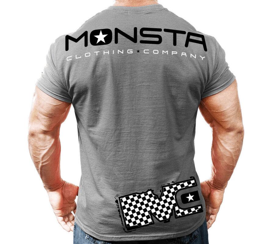 Спортивная одежда Monsta Футболка M142 - фото 2