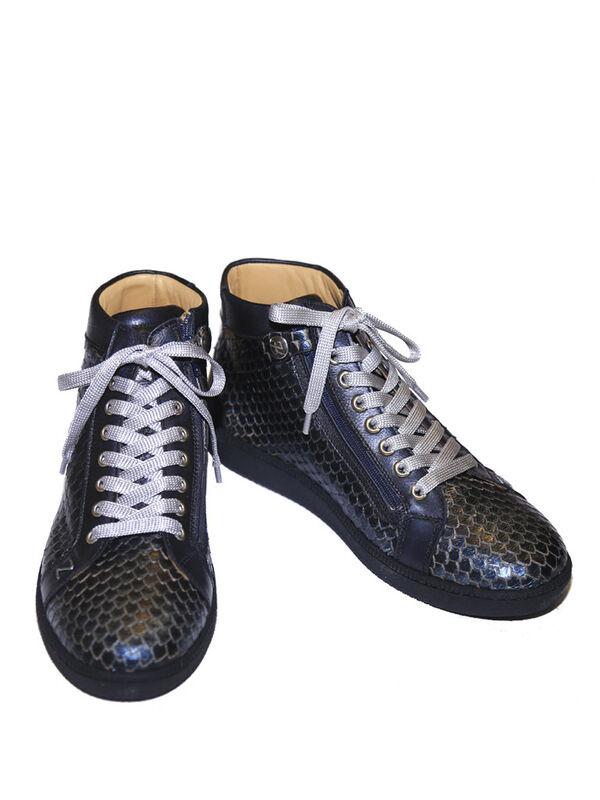 Обувь детская Zecchino d'Oro Ботинки для девочки F13-4959 - фото 2