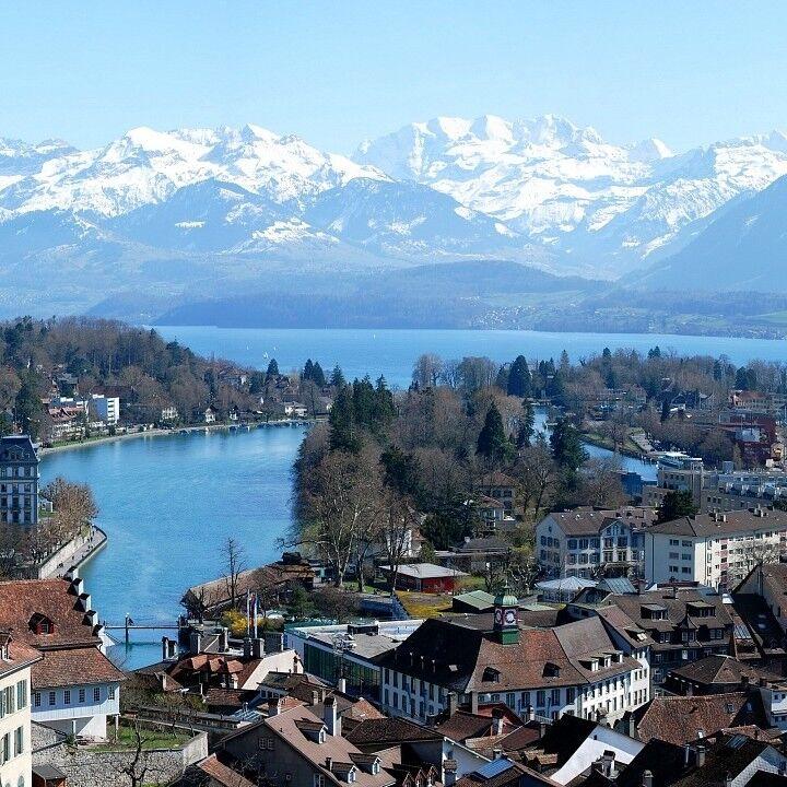 Туристическое агентство Череда Путешествий Автобусный экскурсионный тур «Ах, эта прекрасная Швейцария…» - фото 1