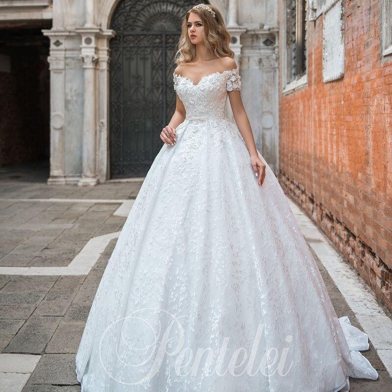 Свадебное платье напрокат Lavender Свадебное платье Melinda - фото 1