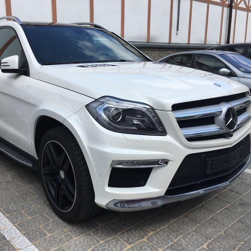 Прокат авто Mercedes-Benz Gl x166 - фото 1