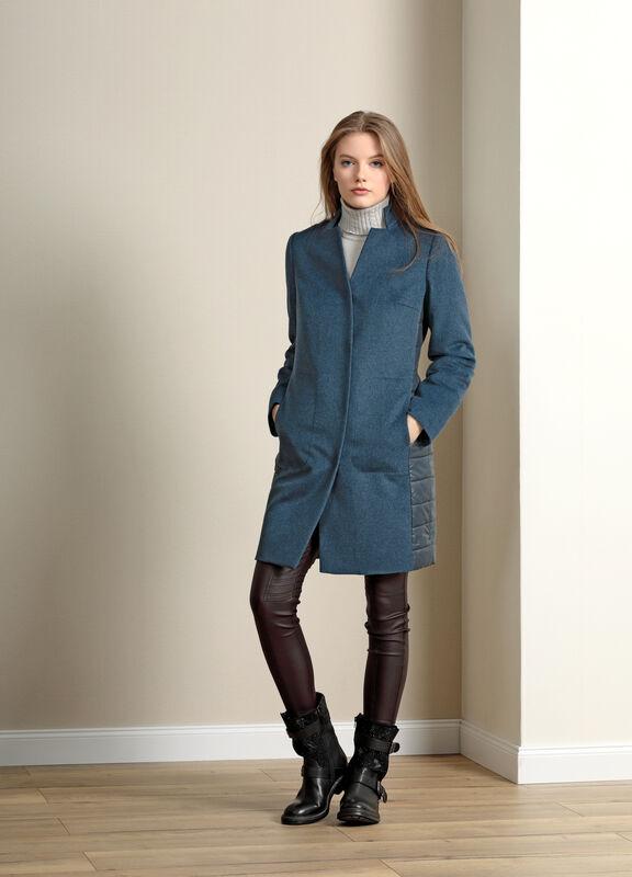 Верхняя одежда женская Burvin Пальто женское 5762 - фото 1
