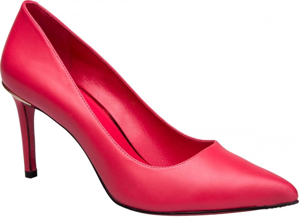 Обувь женская Alla Pugachova Туфли женские 1329-11 rouge red - фото 1