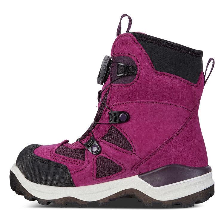 Обувь детская ECCO Ботинки детские SNOW MOUNTAIN 710232/52936 - фото 2