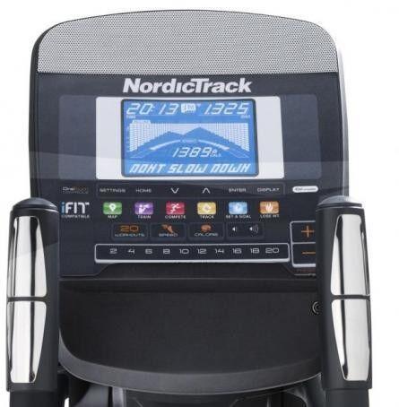 Тренажер NordicTrack Эллиптический тренажер E 5.0 - фото 2