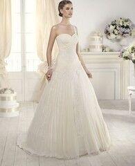 Свадебное платье напрокат Novia D'Art Свадебное платье Tiziana - фото 1