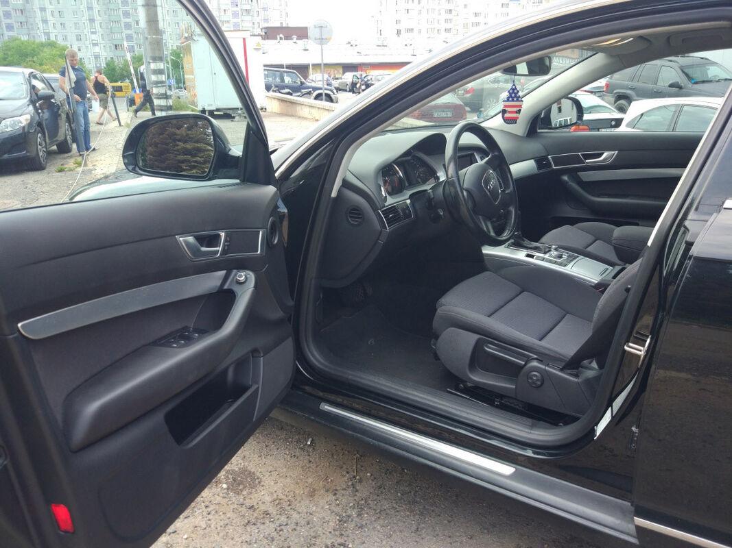 Прокат авто Audi A6 2009 - фото 5