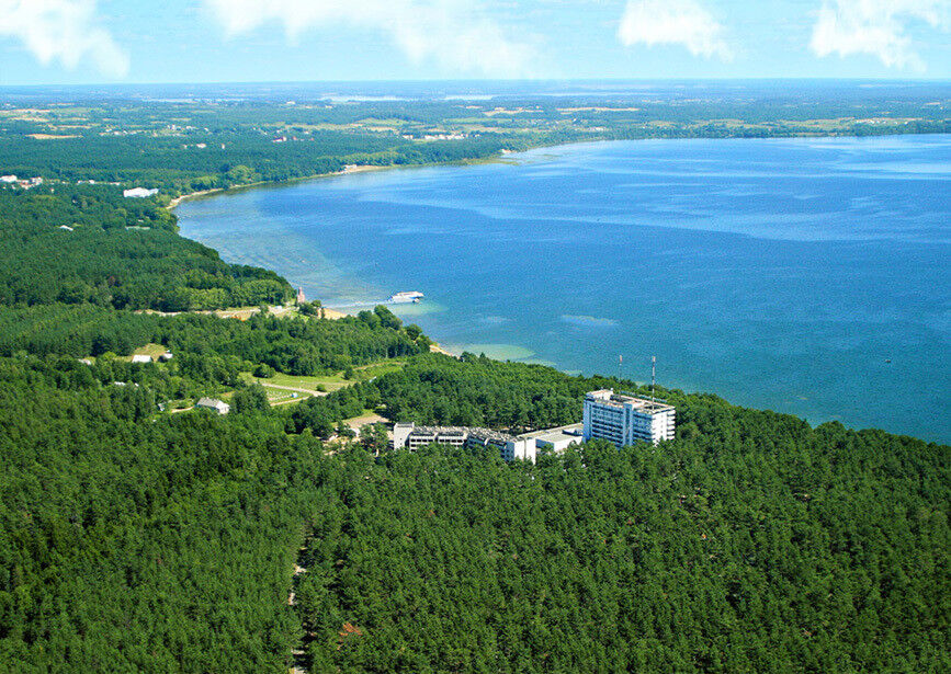 Туристическое агентство Топ-тур Отдых в Беларуси, санаторий «Нарочанка» - фото 2