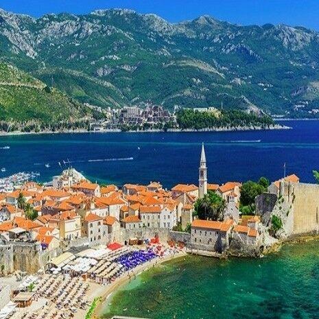 Туристическое агентство Респектор трэвел Комбинированный автобусный тур с отдыхом на море в Черногории «Будапешт - Будва (10 дней на море) - Будапешт - Кошице» - фото 1