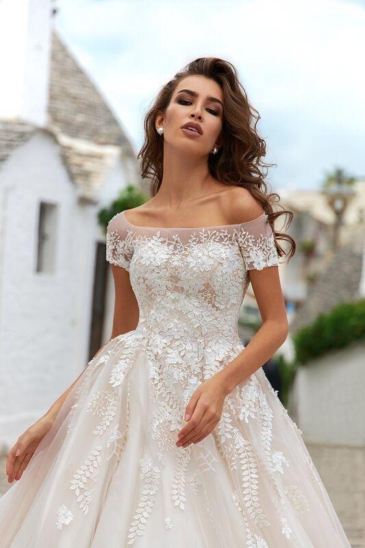 Свадебный салон ALIZA свадебное платье - фото 2