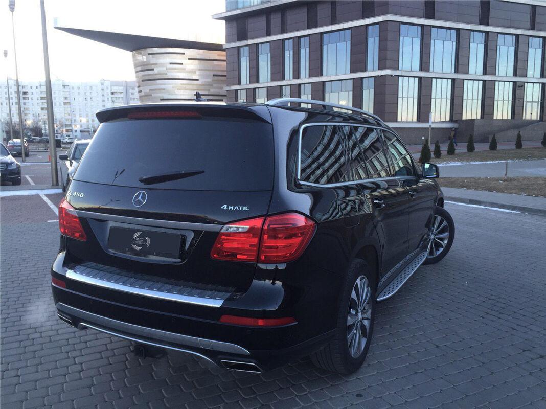 Прокат авто Mercedes-Benz GL 500 - фото 5