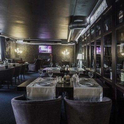 Банкетный зал Wine & Whiskey Bar Mixx Зал нижний - фото 1
