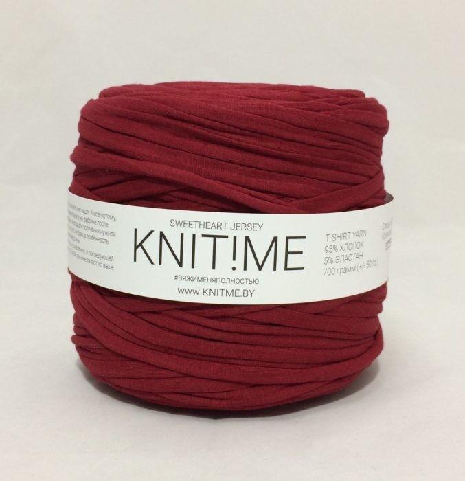Товар для рукоделия Knit!Me Ленточная пряжа Sweetheart Jersey - SJ273 - фото 1