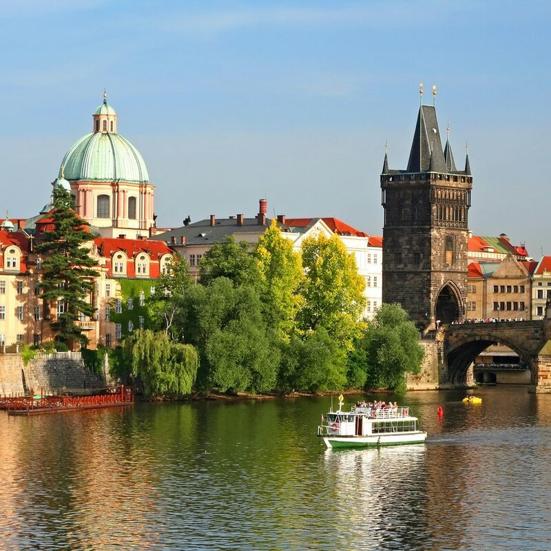Туристическое агентство Респектор трэвел Автобусный экскурсионный тур «Mini Prague: Прага» - фото 2