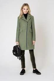 Верхняя одежда женская Elema Пальто женское демисезонное 1-8396-1 - фото 1