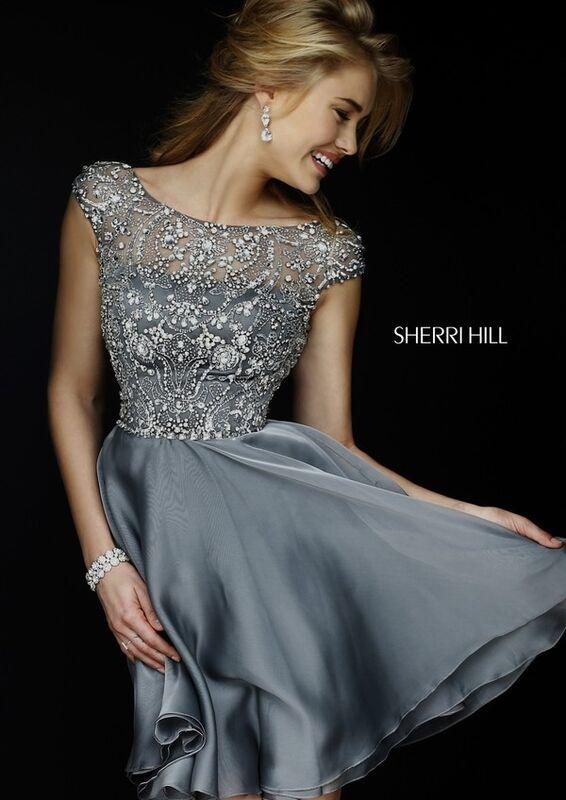 Вечернее платье Sherri Hill Платье вечернее 32320 - фото 4