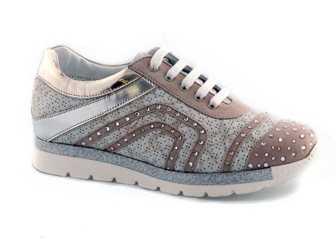 Обувь женская L.Traini Кроссовки женские 23209 - фото 1