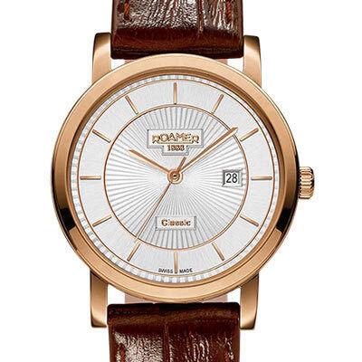 Часы Roamer Наручные часы 709844 49 17 07 - фото 1