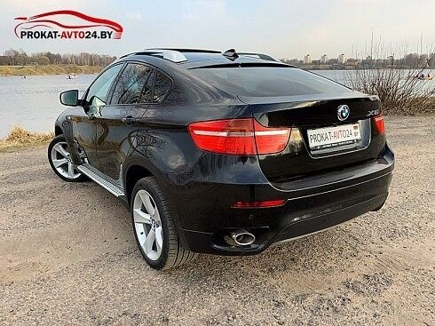 Прокат авто BMW X6 2011 - фото 3