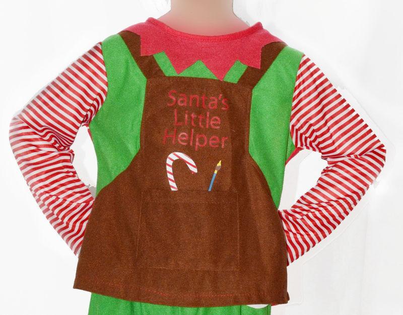 Карнавальный костюм КРАМАМАМА Костюм карнавальный для мальчика «Маленький Помощник Санты» - фото 2