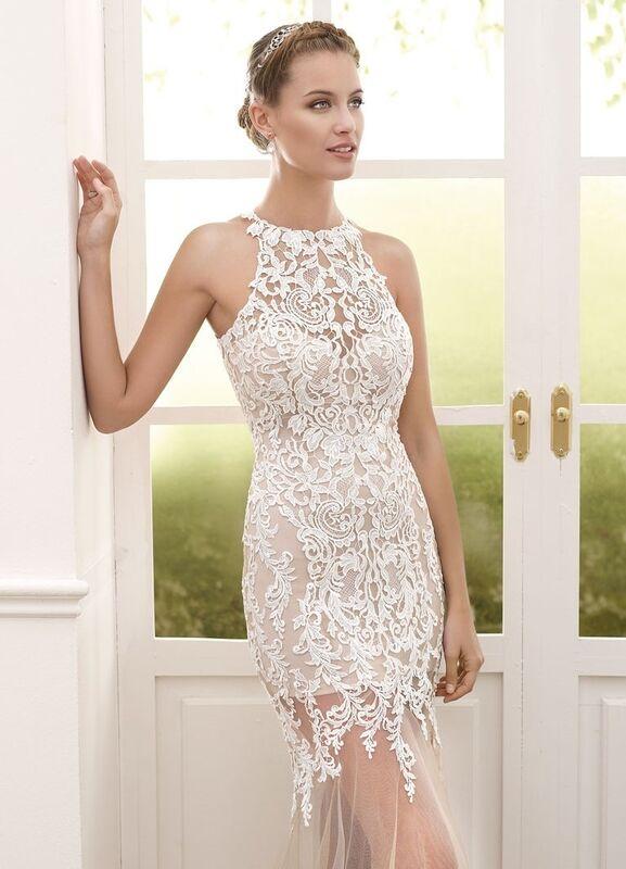 Свадебное платье напрокат Novia D'Art Платье свадебное Sorfu - фото 1