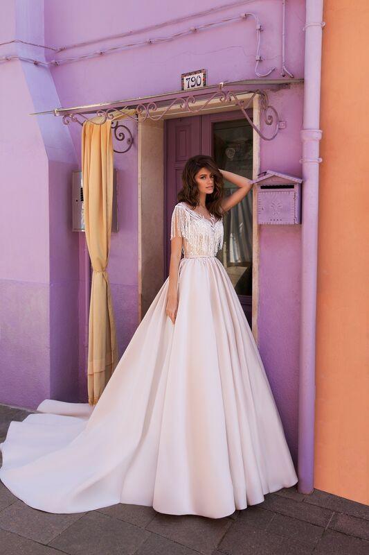 """Свадебный салон ALIZA свадебное платье  """"Fluvey"""" - фото 1"""