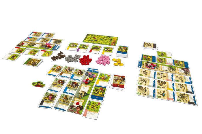 Магазин настольных игр Zvezda Настольная игра «Поселенцы» - фото 8